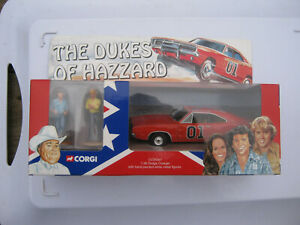 CORGI THE DUKES OF HAZZARD  CC05301 BOUGHT IN 2001 NEVER OUT OF BOX