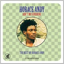 Ain T No Sunshine: Best Of - 2 DISC SET - Horace Andy (2014, Vinyl NEUF)