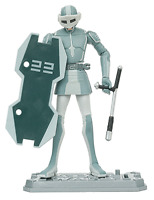 Star Wars Mandalorian Police Officer The Clone Wars Action Figure