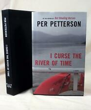 Per Petterson, I CURSE THE RIVER OF TIME, Signed Limited Edition w/slipcase