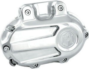 PM Chrome Scallop Hydraulic Clutch Slave Harley Davidson Softail 2007-2015