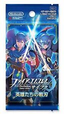 Fire Emblem 0 Cipher Booster 1: Warblade of Heroes (1 Sealed Pack of 10 Cards)