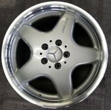 AMG MERCEDES C43 FACTORY OEM WHEEL RIM 17x8 1/2 2000 REAR WHEEL