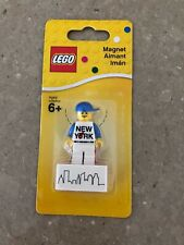 """Lego 853599 New York minifigure magnet """"Brand new in box"""" Free couriers postage"""