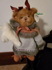 "Bearington Bears ""Molly Muckluck"" 14"" Collector Bear- Sku #173036- 2007"