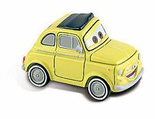 """BULLYLAND 12684-CARS-""""LUIGI""""-DISNEY/PIXAR-LE RUOTE SONO FISSE NON SI MUOVONO"""