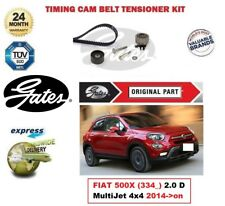 Gates Albero a Camme Kit Cinghia Distribuzione per Fiat 500X (334_) 2.0 D