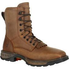 Durango® Maverick XP™ Steel Toe Waterproof Square Toe Lacer Work Boot
