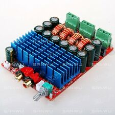 NEW HIFI TAS5630 2X300W High Power Digital Stereo Power Amplifier