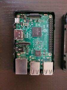 Raspberry PI3 model B v1.2 2015 with case