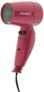 Fabulous Travel Compact Foldable Handle Ionic Ceramic Hair Dryer 700W