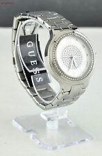 New Stylish Original Ladies Watch GUESS Silver Stainless Steel Women U0637L1