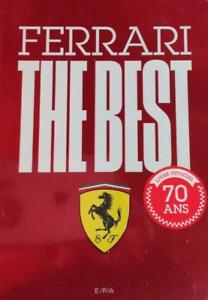 BEAU LIVRE - FERRARI, THE BEST / LEO TURRINI, E.P.A