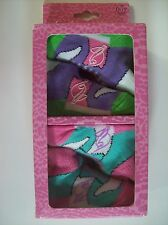 Baby Phat Crib Shoes/Booties/Socks Infant Baby Girl 0-12 Mos Stylish Colors