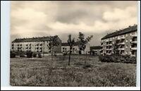 MEERANE Sachsen DDR Postkarte um 1970 Neubauten am Friedrich-Engels-Ring ungel.