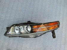 ACURA TL  Headlight Front Lamp Xenon Factory OEM 04 05 06 07 HID