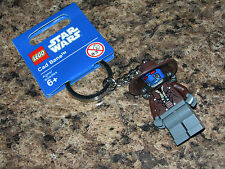 LEGO Star Wars Minifigure Key Chain CAD BANE Duro bounty hunter minifig keychain