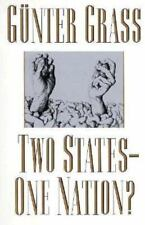 Two States-One Nation? by Grass, Gunter