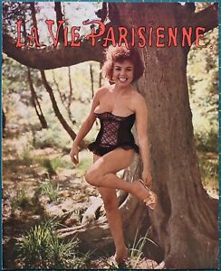 La Vie Parisienne #172 pin-up magazine Brenot - Brigitte Bardot - June Palmer