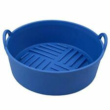 New listing Webake Air Fryer Silicone Pot, 8 Inch Top Premier Silicone Air Fryer Oven Access