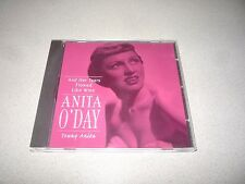 Anita O'Day - And Her Tears Flowed Like Wine (CD 2000)