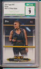 2020 Topps NXT #NXT-37 Rhea Ripley RC CSG 9