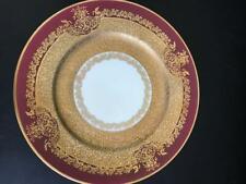 Vintage Limoge 12 Charger Plates