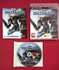 Warhammer 40,000 Space Marine - PLAYSTATION 3 - PS3 - USADO - MUY BUEN ESTADO