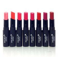 8pc Nabi Cosmetics Professional Selected Lipstick set of 8 Amazing Colors
