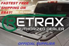 80232 RETRAX PRO MX Matte Aluminum BEDCover 2009-2018 ALL RAM 6.4FT BEDS