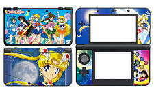 Sailor Moon 318 Vinyl Decal Skin Sticker Cover for Nintendo New 3DS 2015