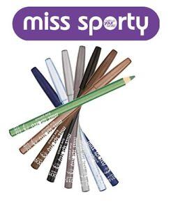 Miss Sporty Fabulous Kohl Kajal Eyeliner Eye Pencil Lasting