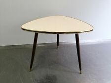 Nierentisch Coffeetable Tisch Tripod 50er 60er mid century Vintage Rockabilly