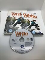 Shaun White Skateboarding (Nintendo Wii, 2010) Complete With Case And Manual