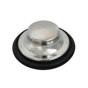 Waste Disposer Plug Premium Stainless Steel Durable Sink Plug Accessories
