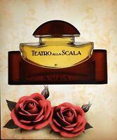 Vintage TEATRO ALLa SCALA  Krizia Edt Splash 25 ml left women perfume