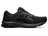 Asics Mens GT-1000 10 Road Running Shoes, Black/Black - 9.5 UK