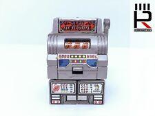 VINTAGE 1980s SELECT CONVERTORS Transformers SPY BOT / SLOT MACHINE : BANDIT