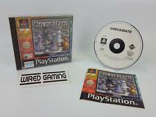 Schachmatt-ps1 (Sony PlayStation 1) komplett (PAL) Black Label