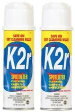 2 pack K2R Spot Lifter Carpet Cleaner Spot Remover