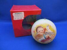 Vintage ~Anri~Christmas Ornament by Ferrandiz~Schmid~1979