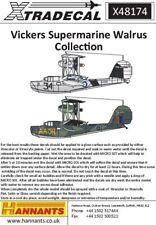 XTRADECAL 1/48 Vickers Supermarine TRICHECO modello I COLLEZIONE #48174