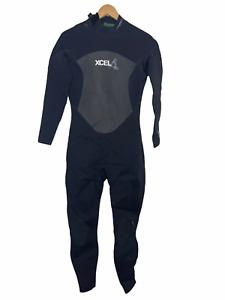NEW Xcel Womens Full Wetsuit Size 12 Offset Zipper 3/2 - Retail $248