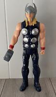Disney's Marvel Avengers Titan Hero Series Thor 12-Inch Figure Hasbro Superhero