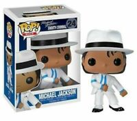 FUNKO POP 24 MICKAEL JACKSON SMOOTH CRIMINAL FIGURINE VYNILE