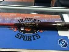 "Louisville Slugger Powerized Youth 30"" Derek Jeter Wooden Baseball Bat; Unused"