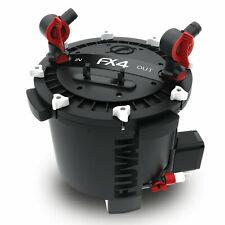 Fluval FX4 External Filter Powerful Canister Filter Includes Media