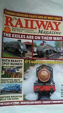 The railway magazine , October 2012.