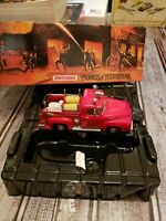 Matchbox Models of Yesteryear YFE14-M 1953 Ford Pickup, Fire Engine Truck