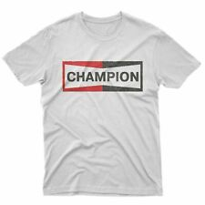 T-shirt CHAMPION Hollywood Brad Pitt Once Upon a Time maglietta film